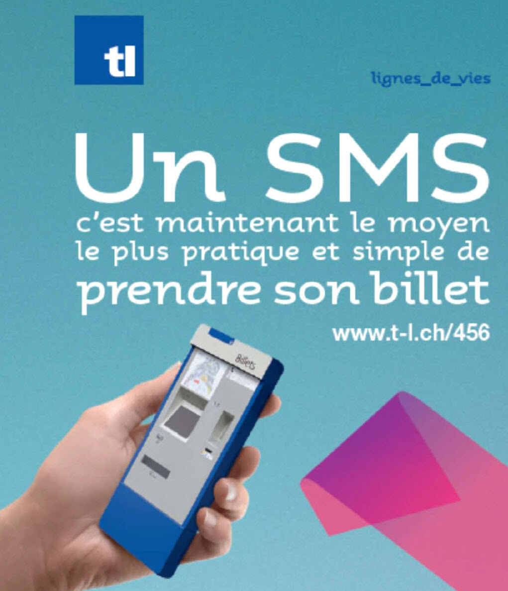 TL sms flyer